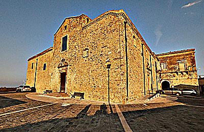 Chiesa Madre Grottole Mareta